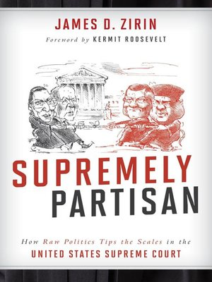 cover image of Supremely Partisan