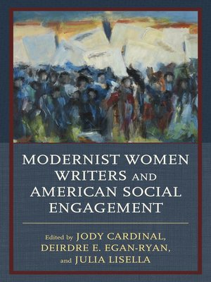 cover image of Modernist Women Writers and American Social Engagement