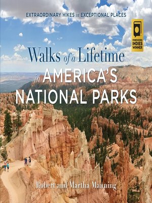 cover image of Walks of a Lifetime in America's National Parks