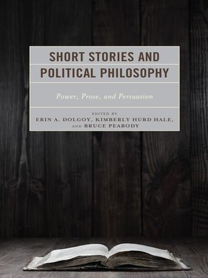 cover image of Short Stories and Political Philosophy