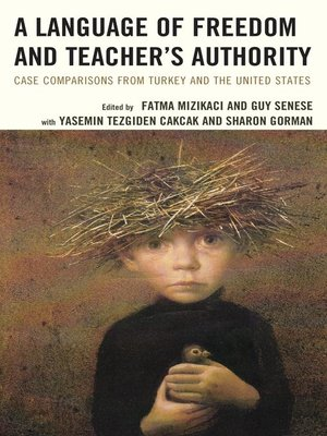 cover image of A Language of Freedom and Teacher's Authority
