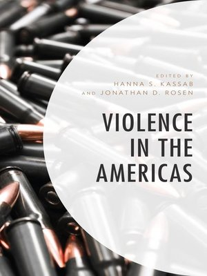 cover image of Violence in the Americas