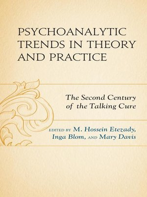 cover image of Psychoanalytic Trends in Theory and Practice
