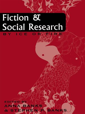 cover image of Fiction and Social Research