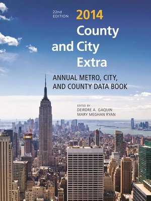 cover image of County and City Extra 2014