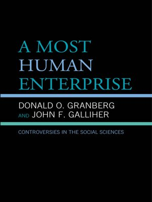 cover image of A Most Human Enterprise