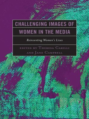 cover image of Challenging Images of Women in the Media