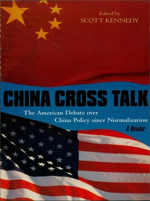 cover image of China Cross Talk