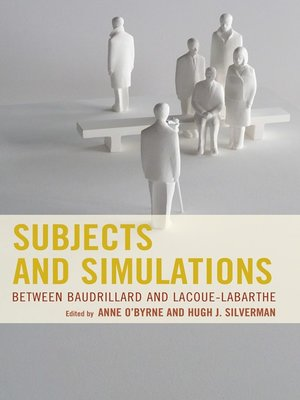 cover image of Subjects and Simulations