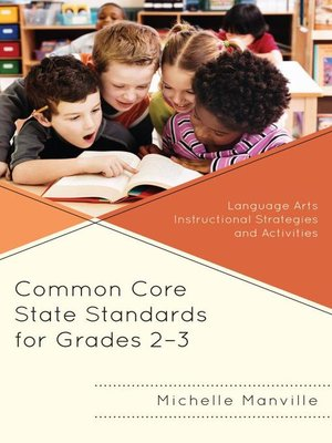 cover image of Common Core State Standards for Grades 2-3