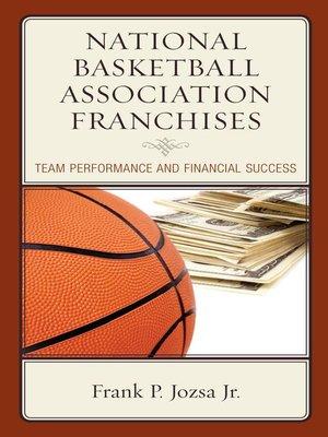 cover image of National Basketball Association Franchises