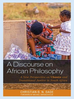 cover image of A Discourse on African Philosophy