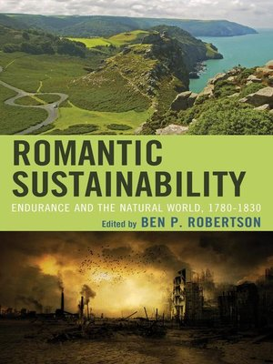 cover image of Romantic Sustainability