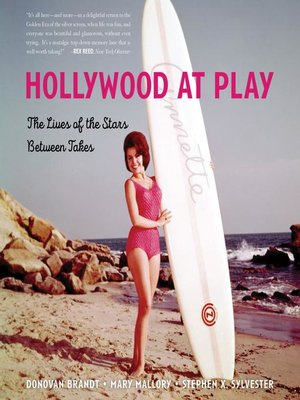 cover image of Hollywood at Play