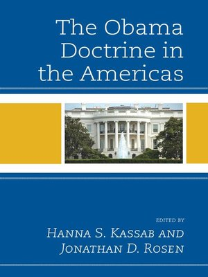 cover image of The Obama Doctrine in the Americas
