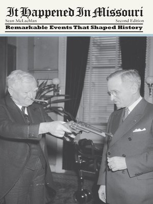 cover image of It Happened in Missouri