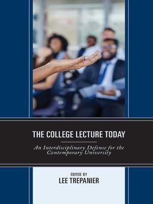 cover image of The College Lecture Today