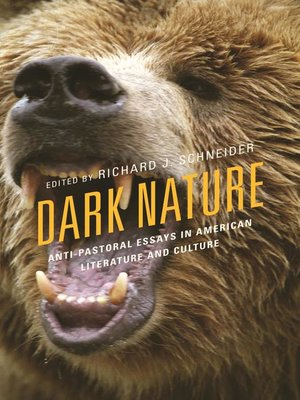 cover image of Dark Nature