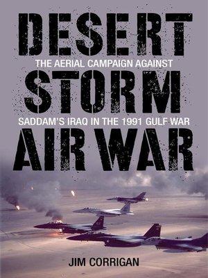 cover image of Desert Storm Air War
