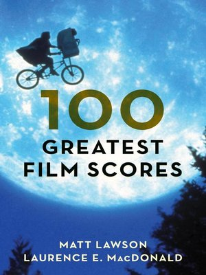 cover image of 100 Greatest Film Scores