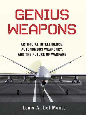 cover image of Genius Weapons