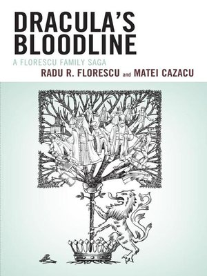 cover image of Dracula's Bloodline
