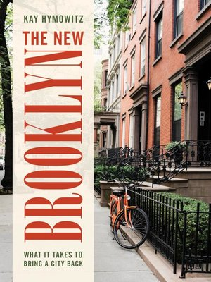 cover image of The New Brooklyn