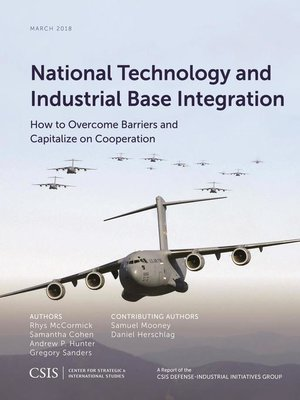 cover image of National Technology and Industrial Base Integration