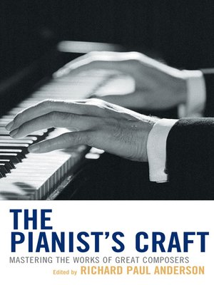 cover image of The Pianist's Craft
