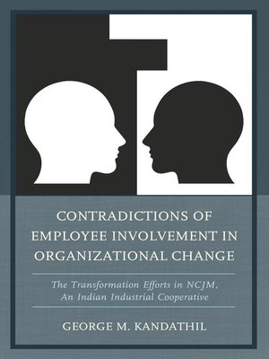cover image of Contradictions of Employee Involvement in Organizational Change