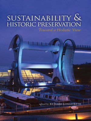 cover image of Sustainability & Historic Preservation