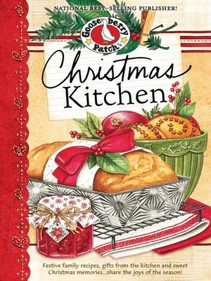 cover image of Christmas Kitchen Cookbook