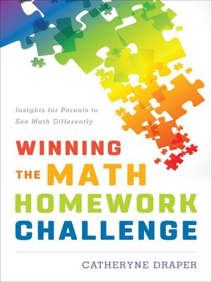 cover image of Winning the Math Homework Challenge