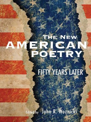 cover image of The New American Poetry