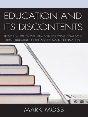 cover image of Education and Its Discontents