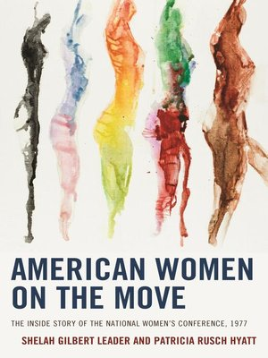cover image of American Women on the Move