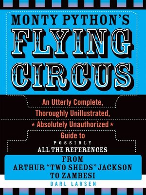 cover image of Monty Python's Flying Circus