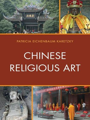 cover image of Chinese Religious Art