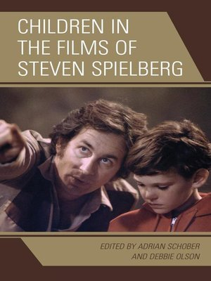 cover image of Children in the Films of Steven Spielberg