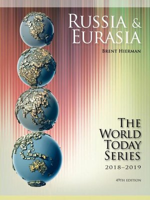cover image of Russia and Eurasia 2018-2019