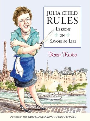 cover image of Julia Child Rules