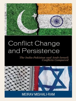 cover image of Conflict Change and Persistence