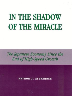 cover image of In the Shadow of the Miracle