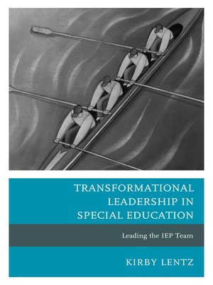 cover image of Transformational Leadership in Special Education