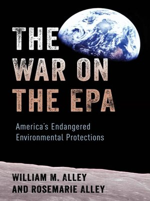 cover image of The War on the EPA