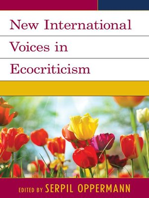 cover image of New International Voices in Ecocriticism