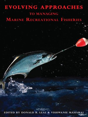 cover image of Evolving Approaches to Managing Marine Recreational Fisheries
