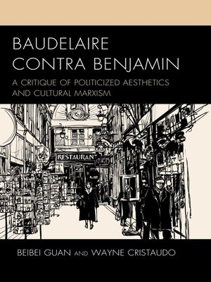 cover image of Baudelaire Contra Benjamin