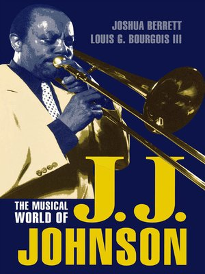 cover image of The Musical World of J. J. Johnson