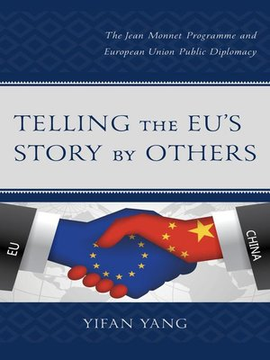 cover image of Telling the EU's Story by Others
